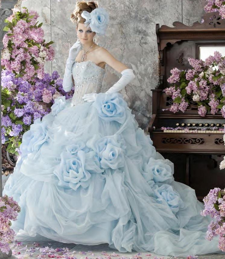 beautiful blue wedding dressesAll Wedding Dresses Aboard  Beauty Spot MIA uhwscKxH